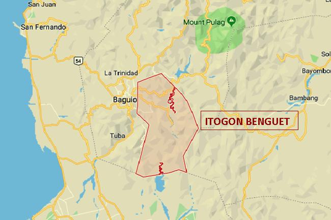 itogon
