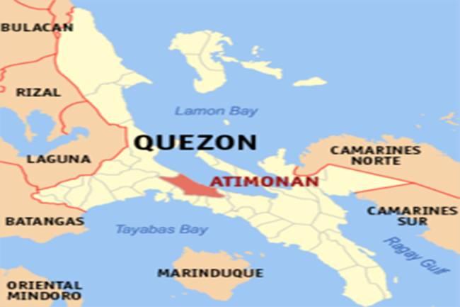 ATIMONAN QUEZON
