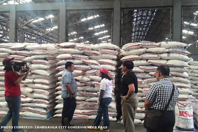 BOC-smuggled rice Zambo City