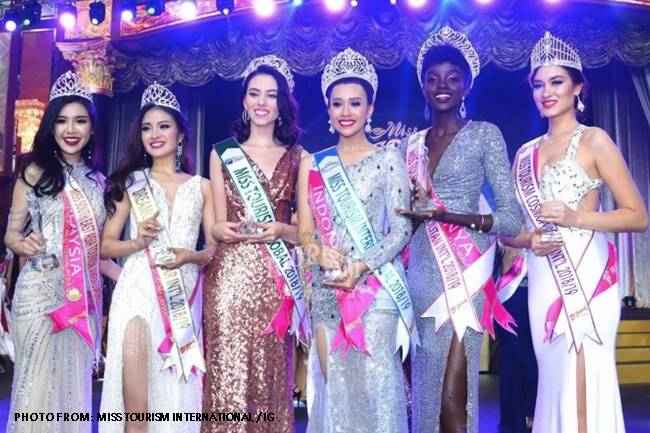 Miss Tourism International 2018