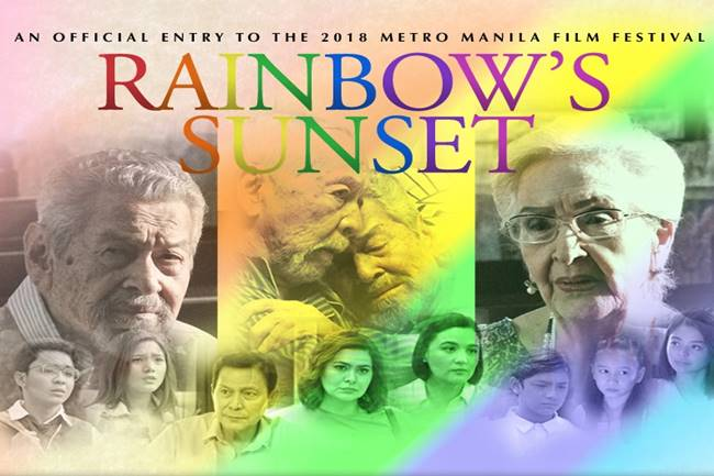 Rainbow's Sunset MMFF 2018