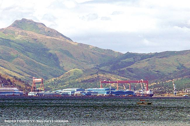 Hanjin Philippines--Business Mirror