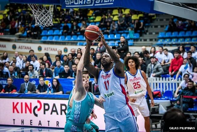 GILAS PILIPINAS FIBA