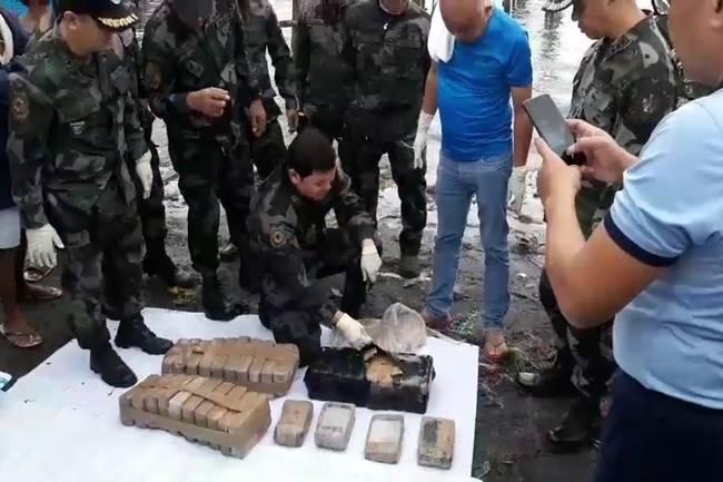 cocaine sa Surigao del Sur