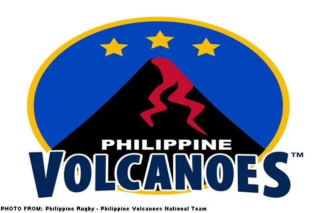 VOLCANOES- RUGBY