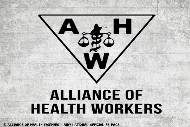 ALLIANCE OF HEALTH WORKERS-OFFICIAL