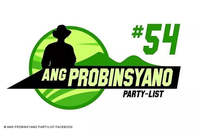 ANG-PROBINSYANO-PARTYLIST