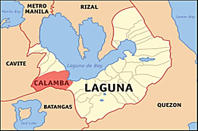 CALAMBA-LAGUNA