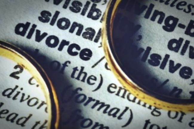 DIVORCE-MARRIAGE