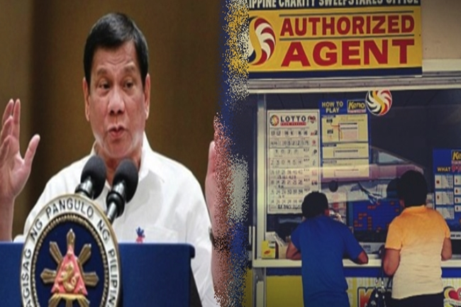 DUTERTE-PCSO-LOTTO