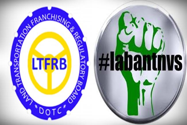LABAN-TNVS-LTFRB