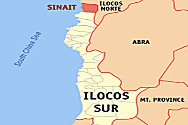 SINAIT-ILOCOS-SUR