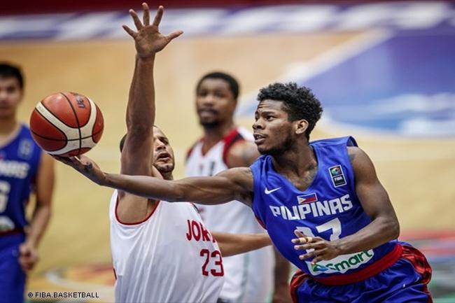 CJ PEREZ FIBA GILAS PILIPINAS