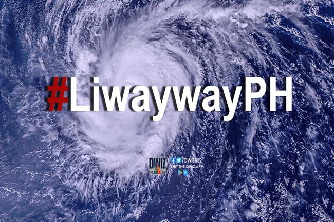 LIWAYWAY-BAGYO-PAGASA