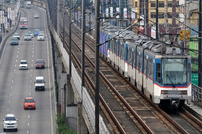 PHILIPPINES-INVESTMENT-INFRASTRUCTURE