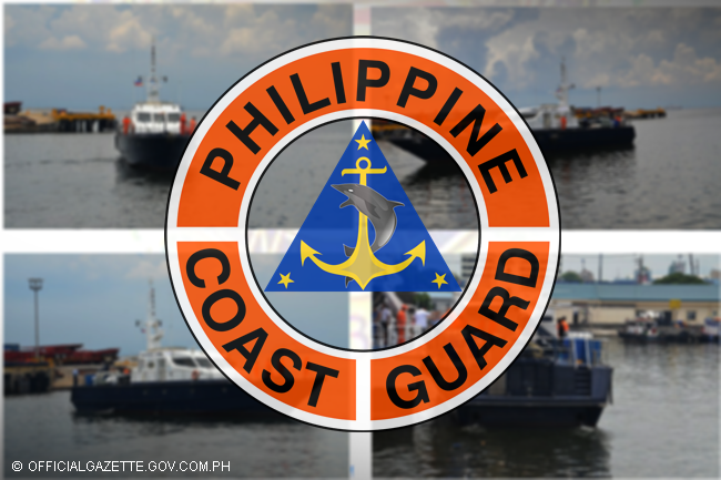 PCG balintang channel incident