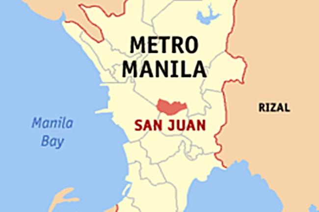 SAN JUAN CITY MANILA