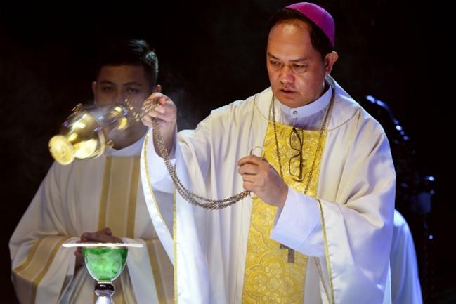 catholic bishop david