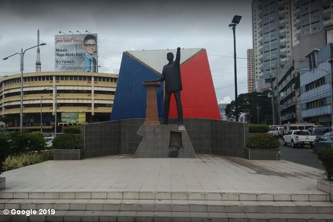 ninoy aquino monument quezon city
