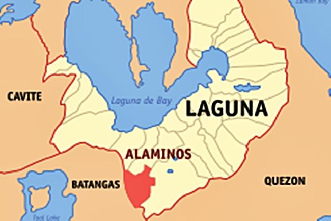 ALAMINOS LAGUNA