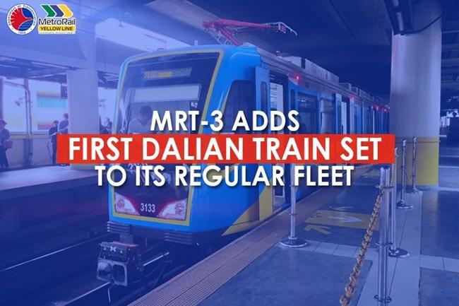 DALIAN TRAIN MRT-3