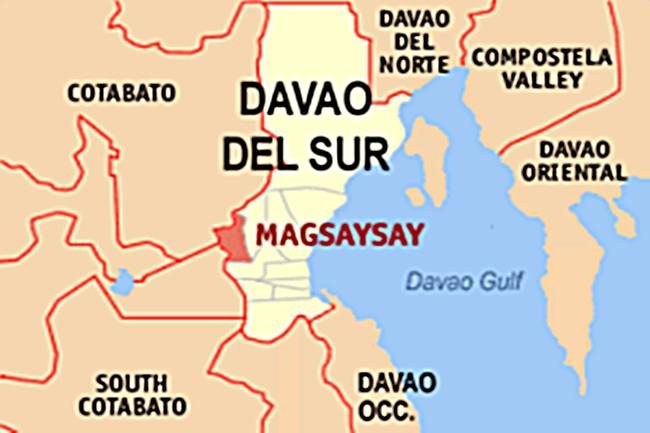 MAGSAYSAY DAVAO DEL SUR