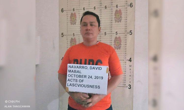 MAYOR DAVID NAVARRO