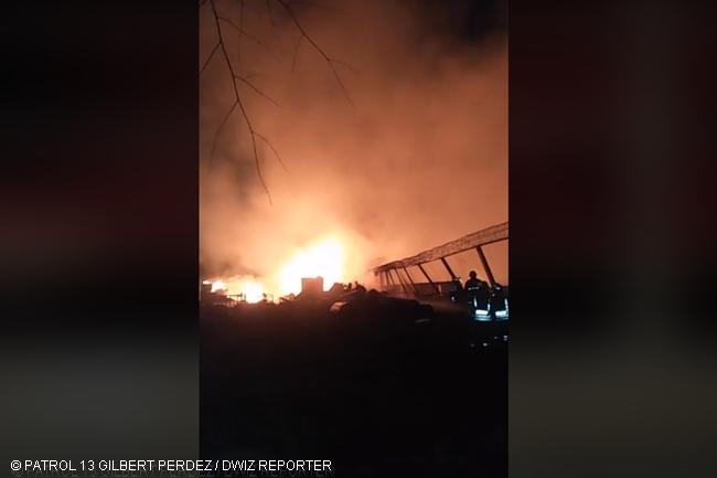 NAVOTAS FIRE