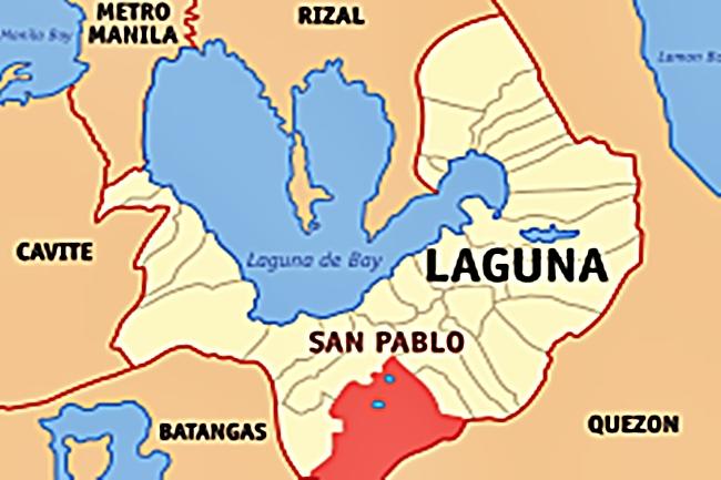 SAN PABLO LAGUNA
