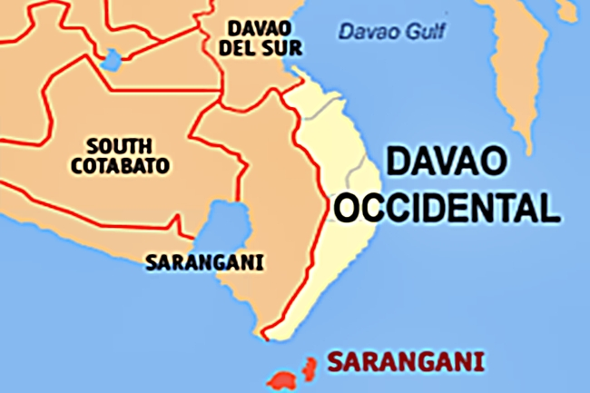 SARANGANI DAVAO OCCIDENTAL