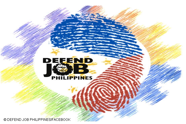 DEFEND JOB PHILIPPINES