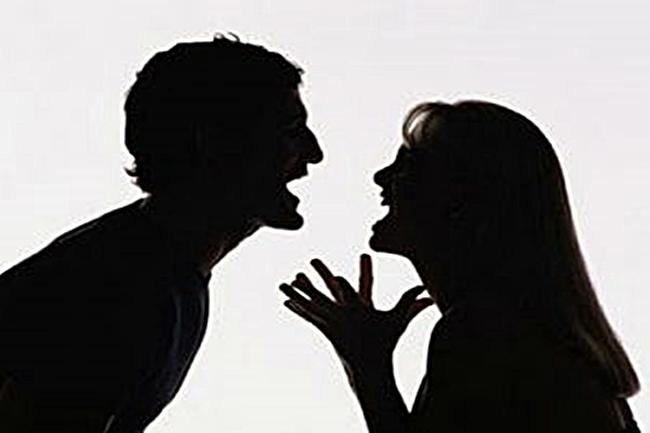 DOMESTIC VIOLENCE COUPLE