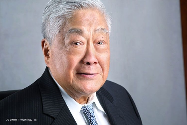 JOHN GOKONGWEI JR