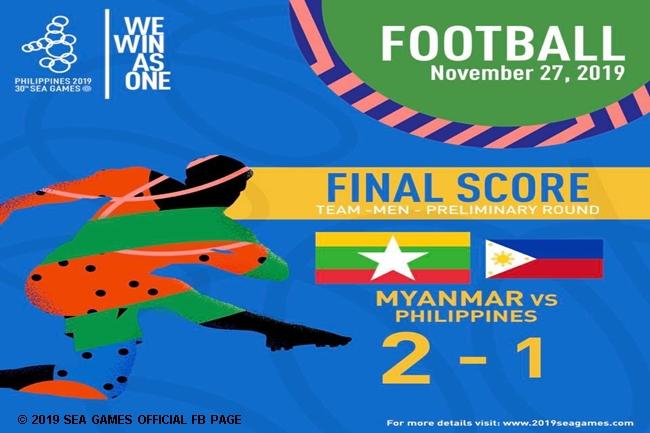 MYANMAR PH FOOTBALL