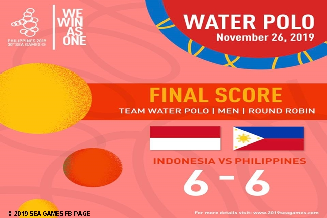 WATER POLO 2019 SEA GAMES