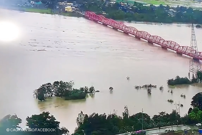 CAGAYAN RIVER BUNTUN BRIDGE