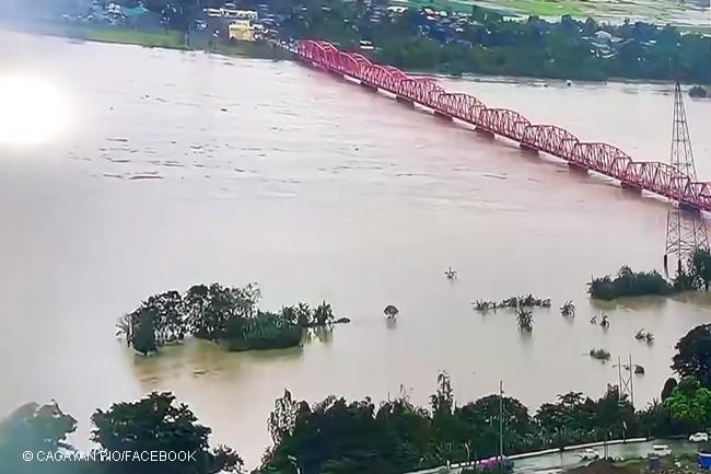 CAGAYAN RIVER BUNTUN BRIDGE