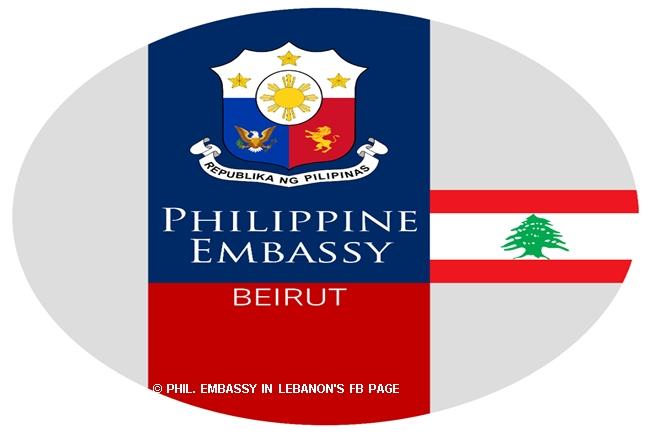 Lebanon Phil Embassy