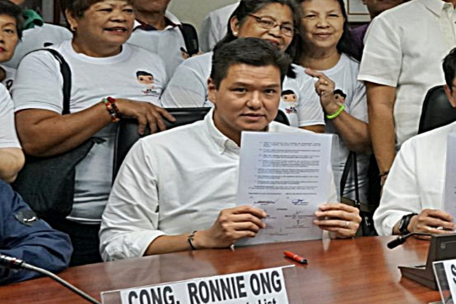 RONNIE ONG