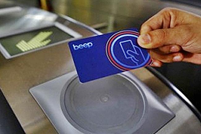BEEP CARD