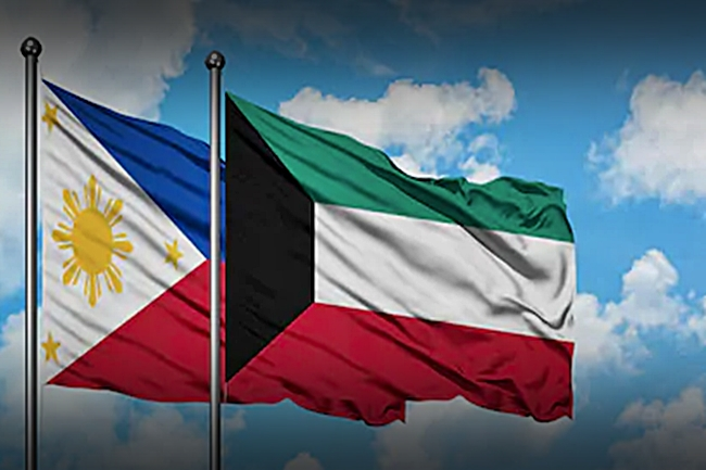 KUWAIT PHILIPPINES FLAG