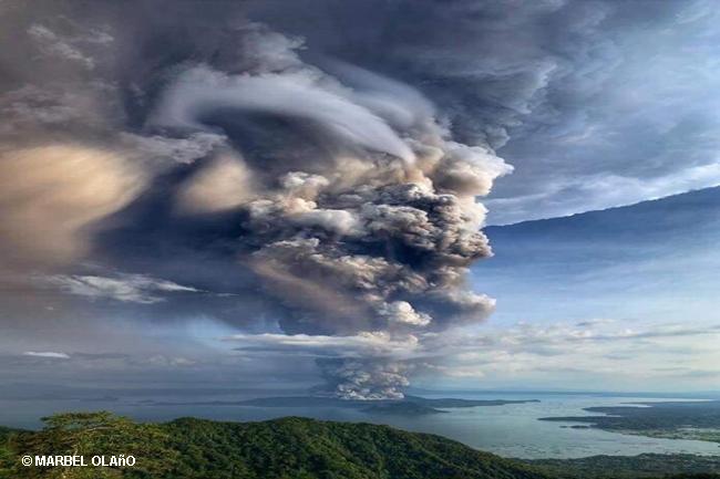 Taal Volcano 1