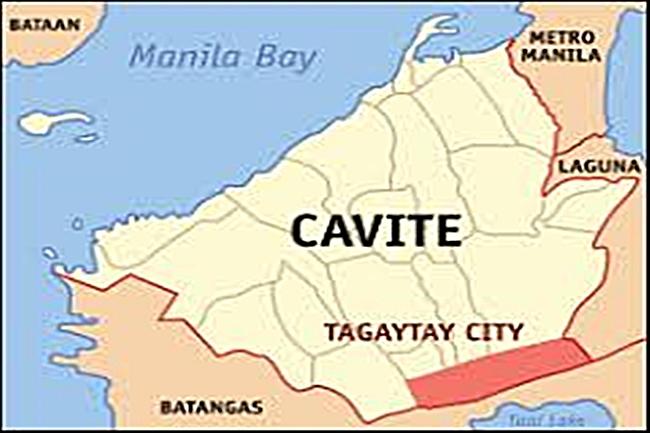 tagaytay map
