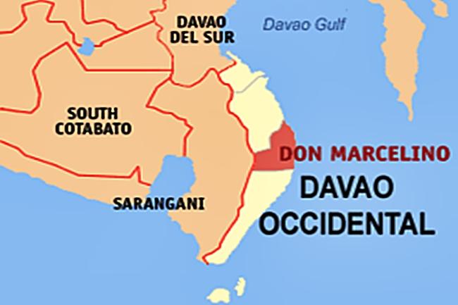 DON MARCELINO DAVVAO OCCIDENTAL