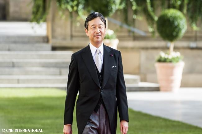 JAPANESE EMPEROR NARUHITO