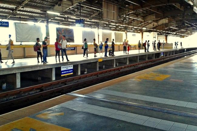 MRT 3 CUBA STATION