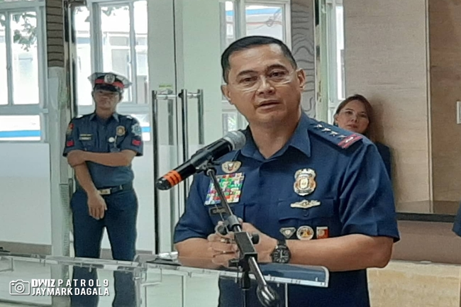 PNP CHIEF ARCHIE GAMBOA UPDATED