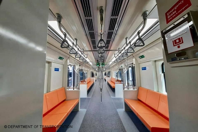 PNR BAGONG TREN DOTR