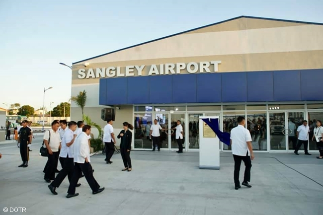 SANGLEY AIRPORT