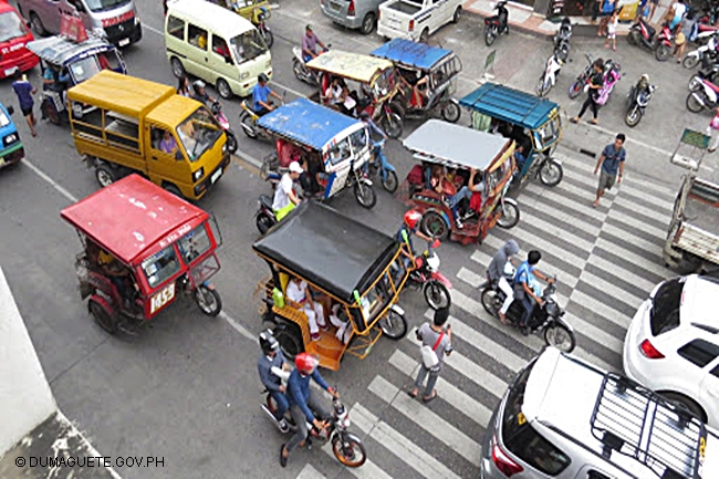 TRICYCLE HIGHWAY